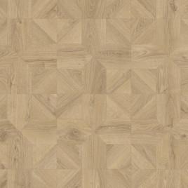 Ламинат Quick-Step Impressive patterns Дуб песочный брашированный IPA 4142