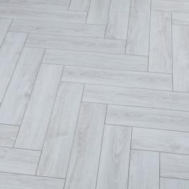 Ламинат AlsaFloor Herringbone Polar Oak 627