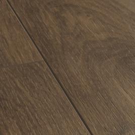 ПВХ плитка Quick-Step Balance Click Дуб коттедж темно-коричневый BACL40027