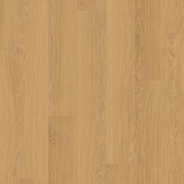 ПВХ плитка Quick-Step Pulse Click  Дуб чистый медовый PULC40098