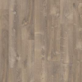 ПВХ плитка Quick-Step Pulse Click Дуб песчаный теплый коричневый PULC40086