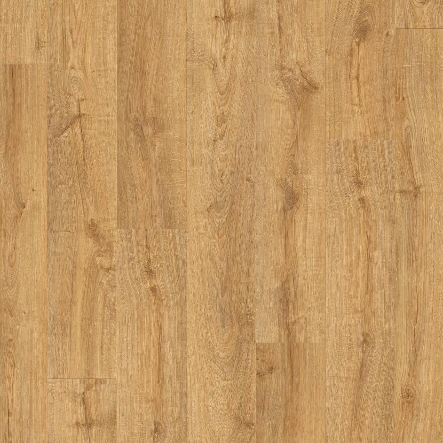 ПВХ плитка Quick-Step Pulse Click Дуб осенний медовый PULC40088