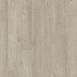 ПВХ плитка Quick-Step Pulse Click Дуб хлопковый светло-серый PULC40105